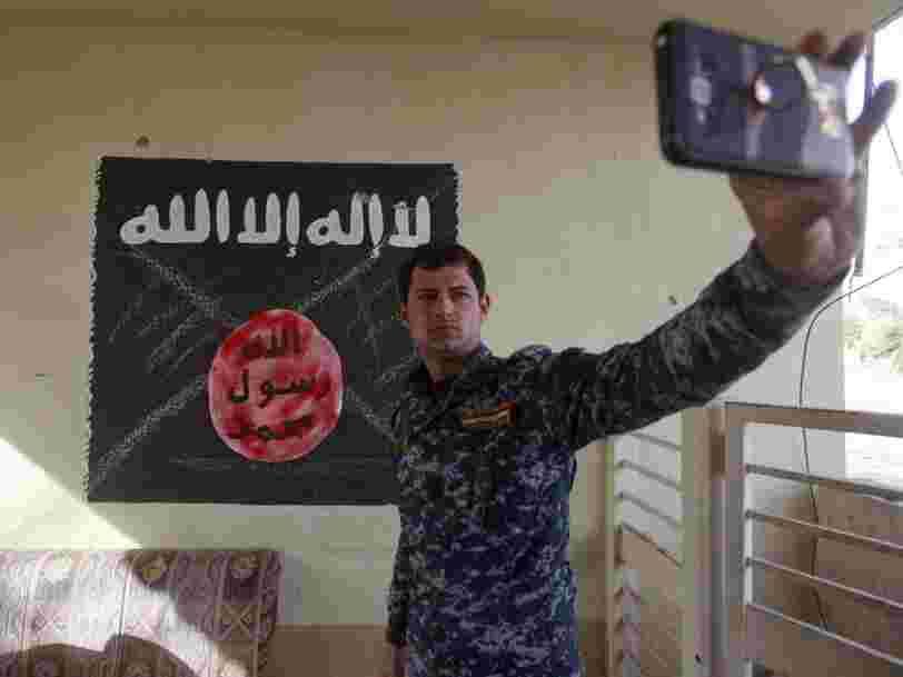 L'Etat islamique a mis au point un réseau social pour son usage exclusif