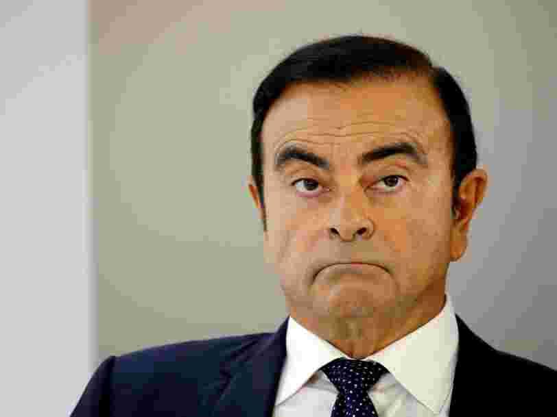 Les avocats de Carlos Ghosn ont demandé une comparution de leur client pour clarifier publiquement la raison de sa détention — et le tribunal de Tokyo a accepté