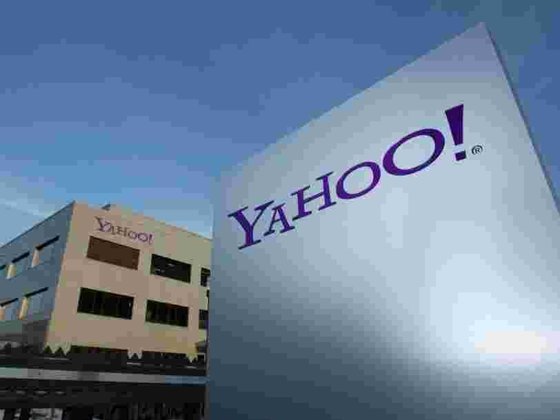 Altaba, l'héritier de Yahoo, fait ses premiers pas en Bourse