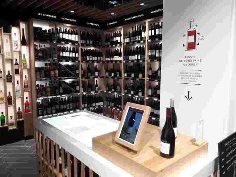 Le patron d'une startup qui a inventé la cave interactive du nouveau concept store de Casino explique comment vendre du vin aux millennials