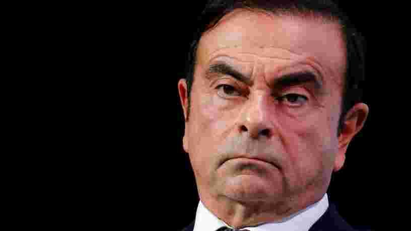 Des actionnaires de Nissan accusent son patron d'avoir couvert Carlos Ghosn