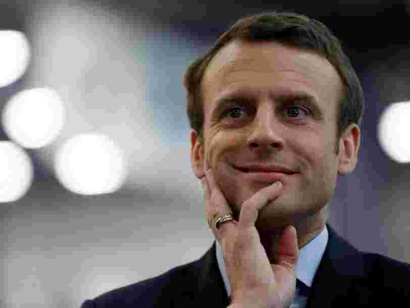 Ce chiffre montre pourquoi Société générale est la banque la mieux placée pour profiter de l'élection d'Emmanuel Macron