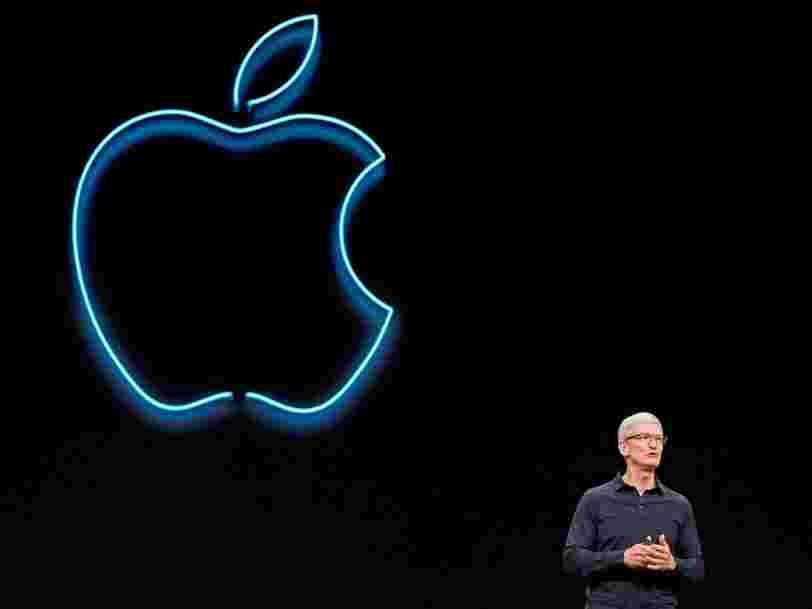 L'iPhone 11 pourrait être dévoilé le 10 septembre... et les 6 autres choses à savoir dans la tech ce matin