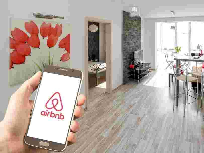 Airbnb rachète une startup française pour offrir encore plus de services personnalisés aux hôtes et aux voyageurs