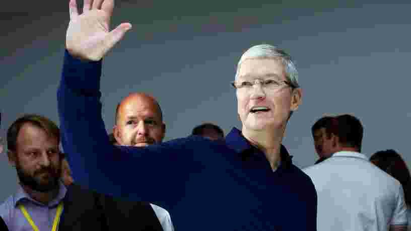 Apple a refusé de rejoindre le club d'intelligence artificielle créé par Google et Facebook