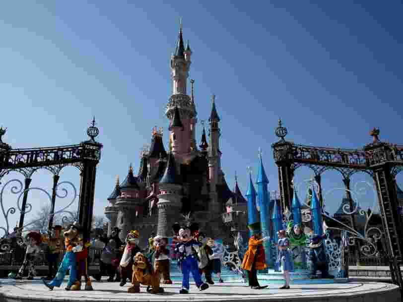 Disney va investir 2Mds€ pour agrandir Disneyland Paris — voici à quoi pourraient ressembler les nouvelles attractions