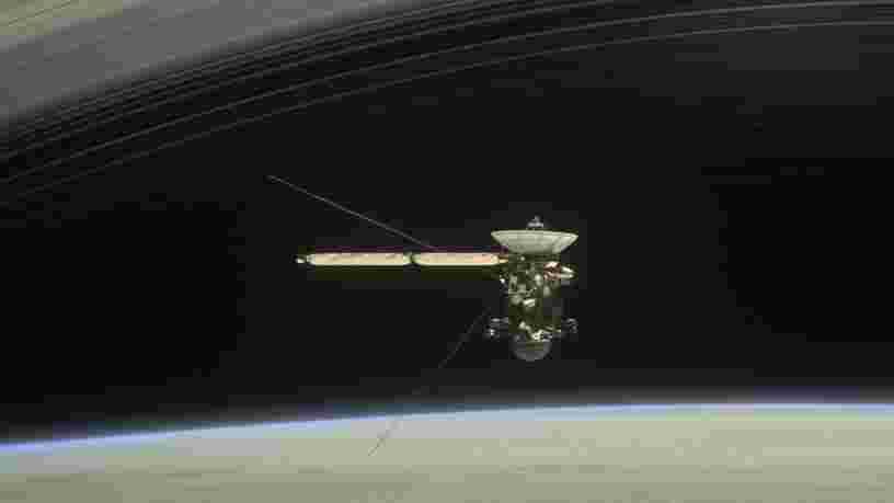 La sonde Cassini de la NASA est plus proche de Saturne que jamais — voici ce que sa mission suicide nous dévoile