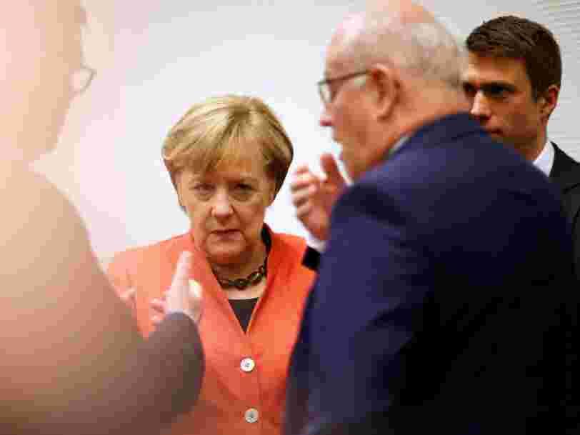 Comment l'Allemagne a plongé dans la crise politique et pourquoi c'est 'une mauvaise nouvelle pour l'Europe'
