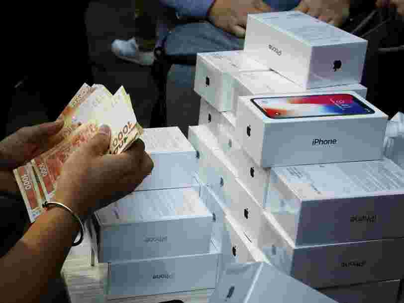 L'un des principaux fournisseurs de puces d'Apple a été infecté par un virus — et les conséquences pour Apple sont incertaines