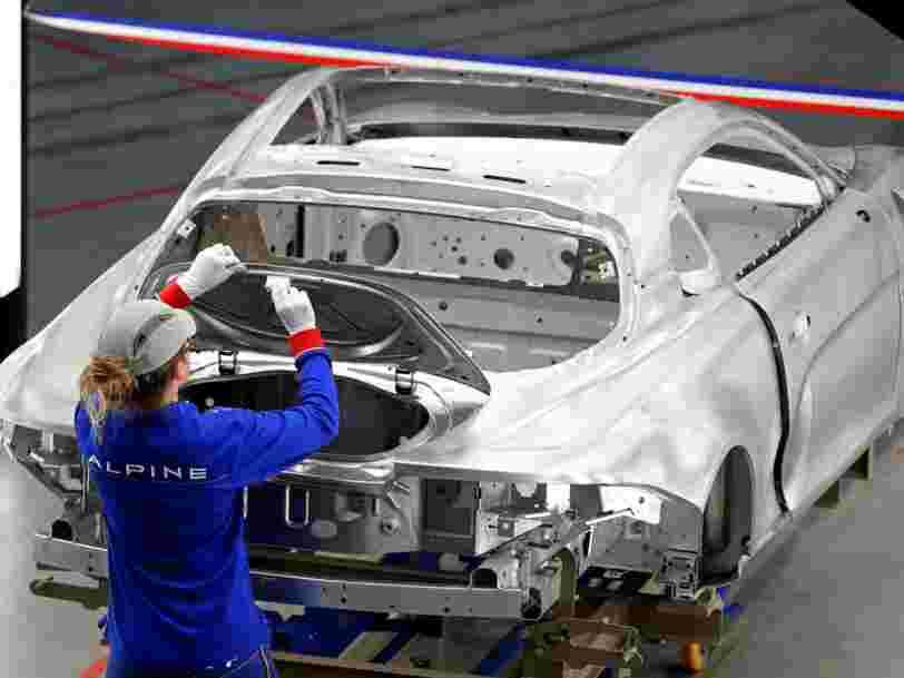 Renault et 2 autres constructeurs automobiles lancent un fonds de 1Md$ pour se préparer aux changements rapides initiés par la tech