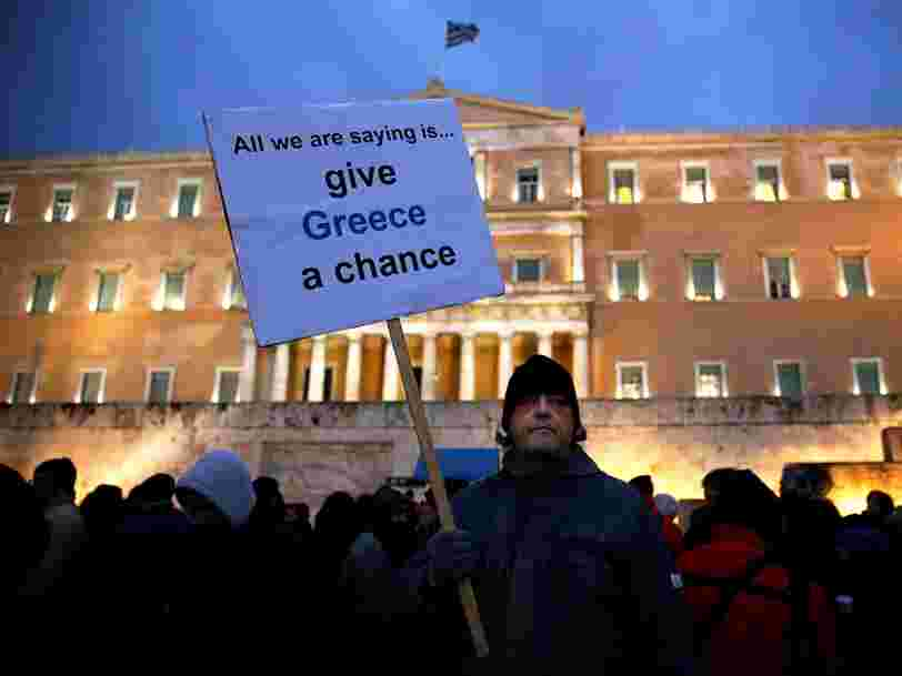 La Grèce n'est plus sous tutelle mais reste très endettée — voici le niveau de sa dette par rapport aux autres Etats de l'Union européenne