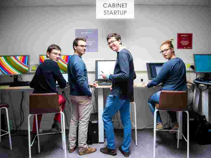 La part des étudiants qui deviennent entrepreneur est infime en France — il y a 4 raisons pour lesquelles c'est en train de changer