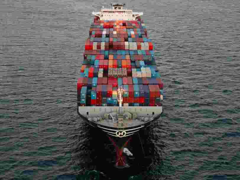 Amazon se lance dans le transport maritime
