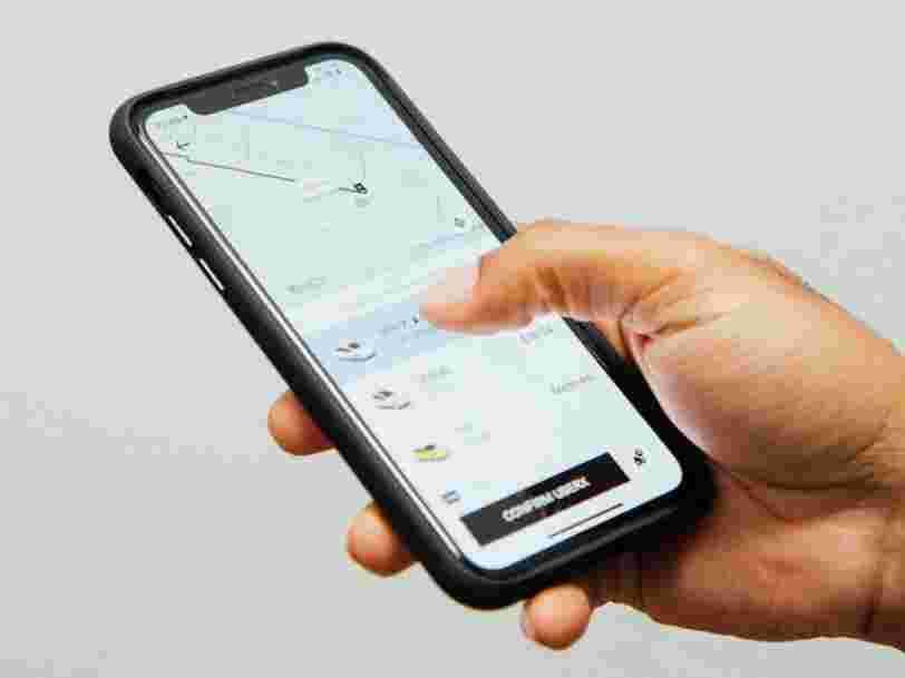 Uber met une pause sur les nouvelles embauches aux USA... et les 6 autres choses à savoir dans la tech ce matin