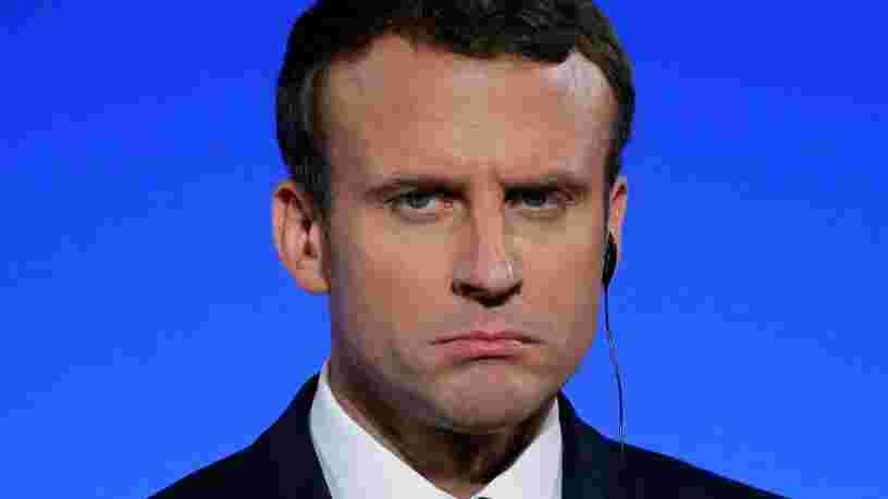 La Russie a tenté d'utiliser Facebook pour espionner Emmanuel Macron