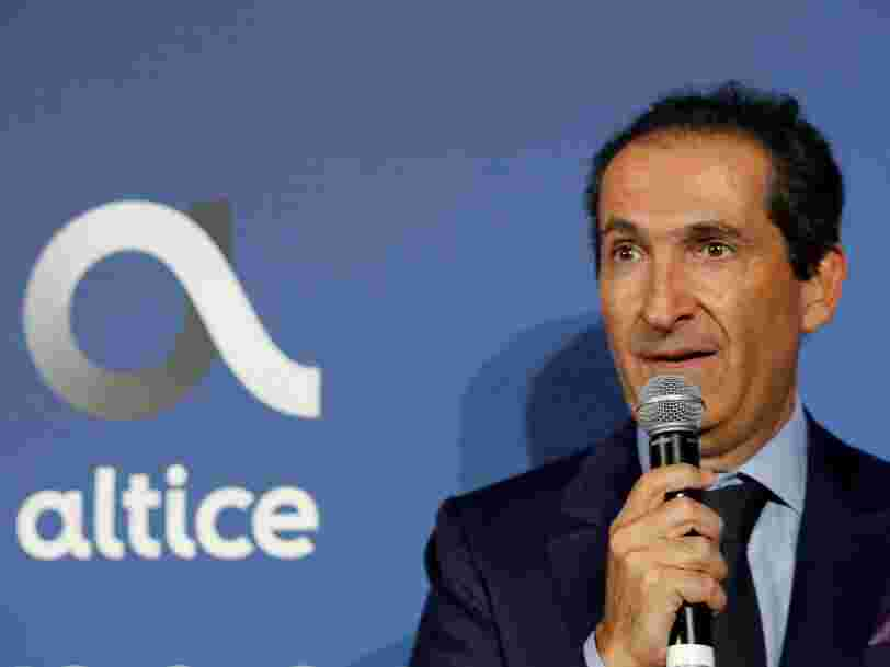 Altice est optimiste pour cette année après les gains d'abonnés de son opérateur SFR en 2018