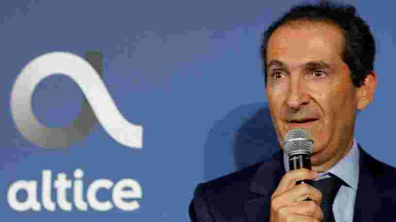 Altice s'envole en Bourse après la belle performance de SFR au deuxième trimestre