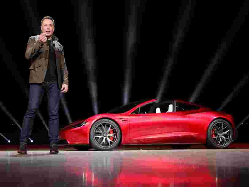 CLASSEMENT: Les voitures haut de gamme les plus rentables — et celles qui perdent de l'argent