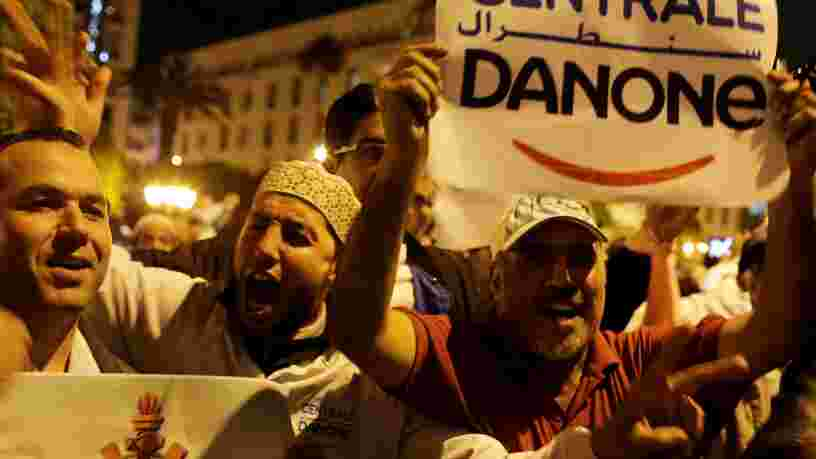 Danone est victime d'un mystérieux boycott au Maroc — et les salariés craignent désormais pour leur emploi