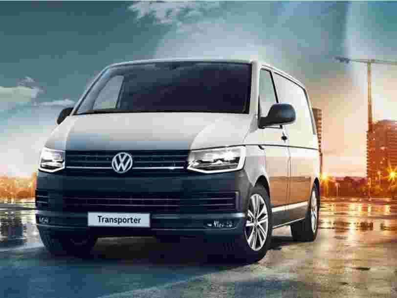 Apple fait équipe avec Volkswagen pour créer une flotte de minibus autonomes