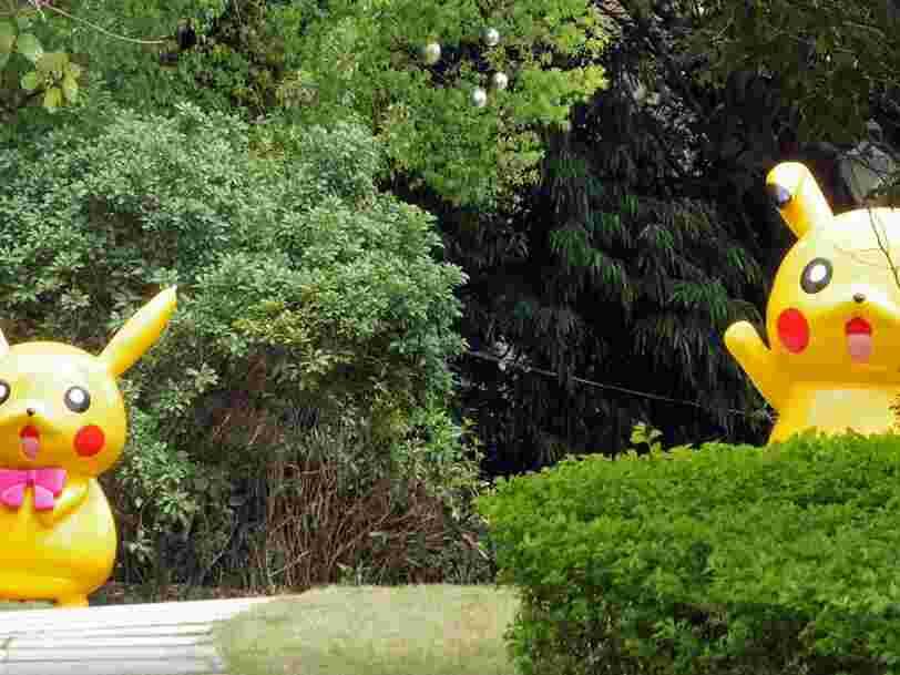 Pokémon Go va enfin être lancé en Chine — il y avait 2 obstacles à surmonter