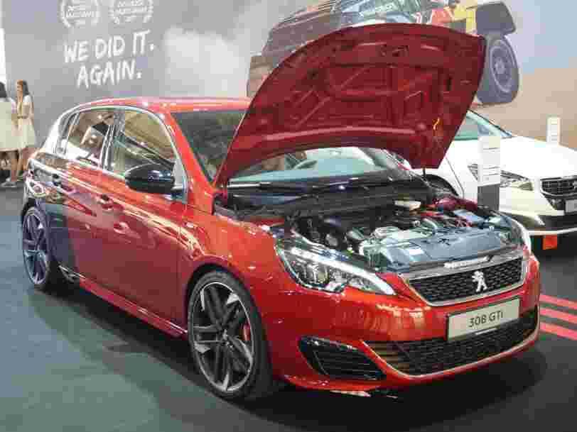 Peugeot est confronté à 1 problème de production en raison du succès de sa 3008