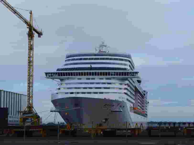 Voici ce que l'on sait du groupe italien Fincantieri, le seul repreneur potentiel des chantiers navals de Saint-Nazaire
