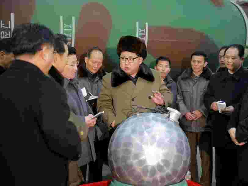 La manière dont Kim Jong-Un traitait sa petite amie au lycée permet de mieux comprendre son tempérament 'virulent', affirme un spécialiste de la Corée du Nord