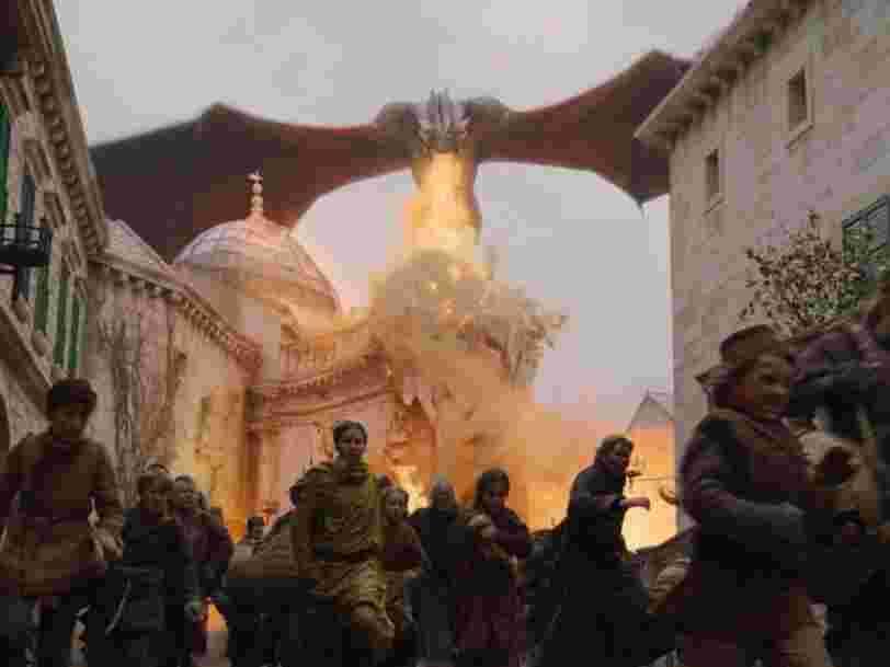 'Game of Thrones' : désolé pour les fans déçus mais HBO ne réécrira pas la fin de la série