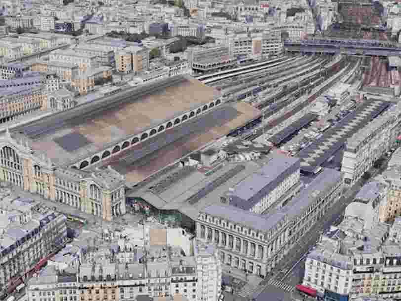 La SNCF et une filiale d'Auchan viennent d'annoncer un projet à 600 M€ pour transformer la Gare du Nord en 5 ans — voici à quoi la gare parisienne ressemblera à la fin des travaux