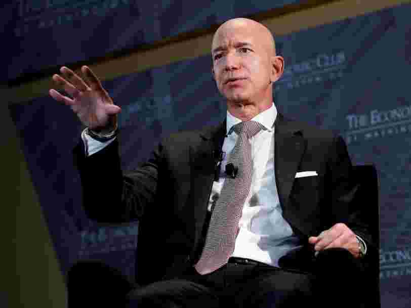 Jeff Bezos va conserver un contrôle important d'Amazon après son divorce... et les 7 autres choses à savoir dans la tech ce matin