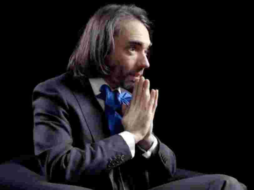 Cédric Villani dit que l'amour peut faire revenir les talents français en intelligence artificielle dans l'Hexagone