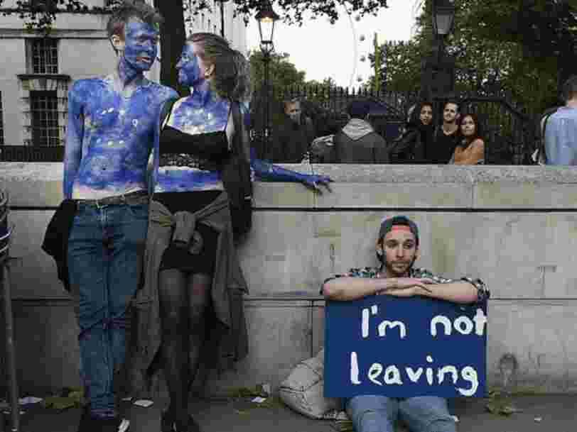 Tous les droits que les citoyens de l'UE vivant au Royaume-Uni vont perdre après le Brexit