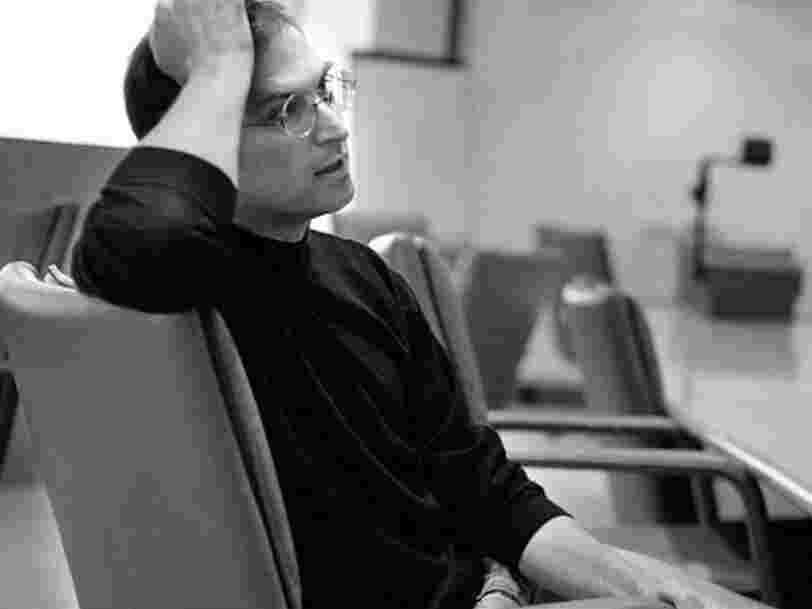 Steve Jobs était un immense procrastinateur — et il en a fait un moteur de réussite