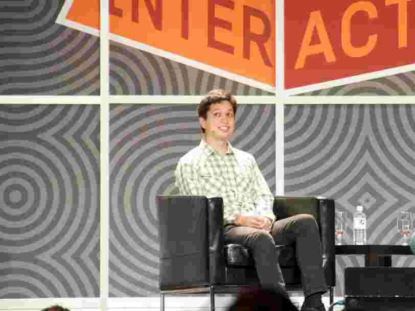 Pinterest vise au moins 500 M$ de CA cette année, mais n'a pas de 'projets actuels' d'introduction en Bourse