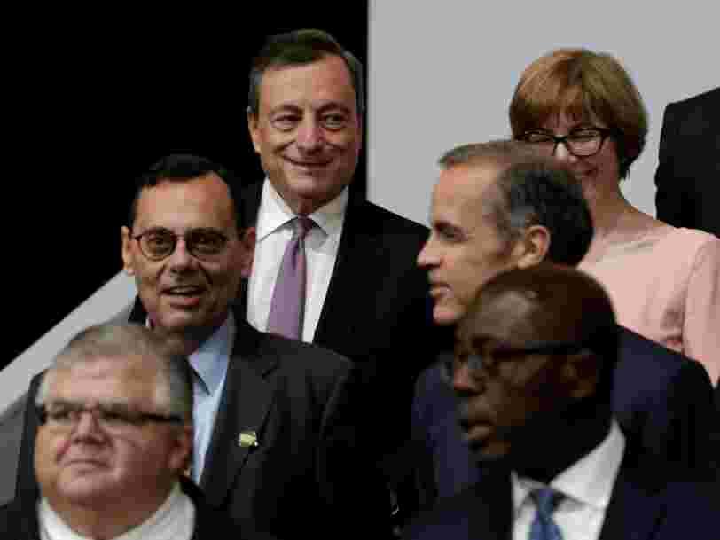 Il y a une réunion importante de la BCE aujourd'hui — voici ce que tout le monde attend