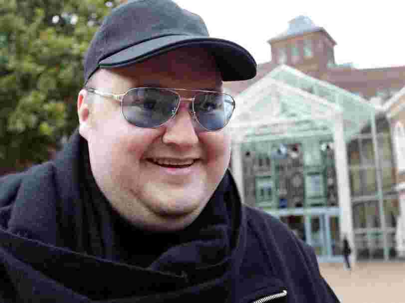 Le fondateur de Megaupload Kim Dotcom peut être extradé vers les Etats-Unis, juge un tribunal néo-zélandais
