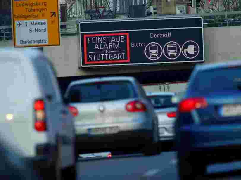 13 villes qui commencent à interdire les voitures