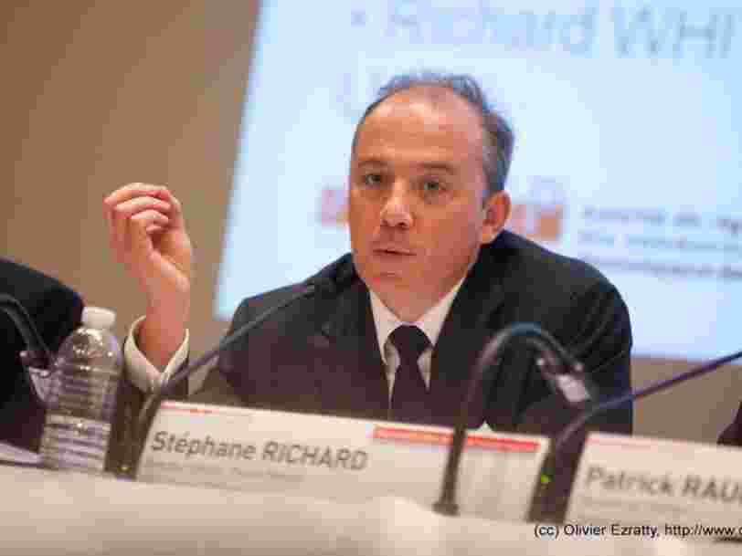 Procès Tapie : le patron d'Orange Stéphane Richard n'est pas encore tiré d'affaire