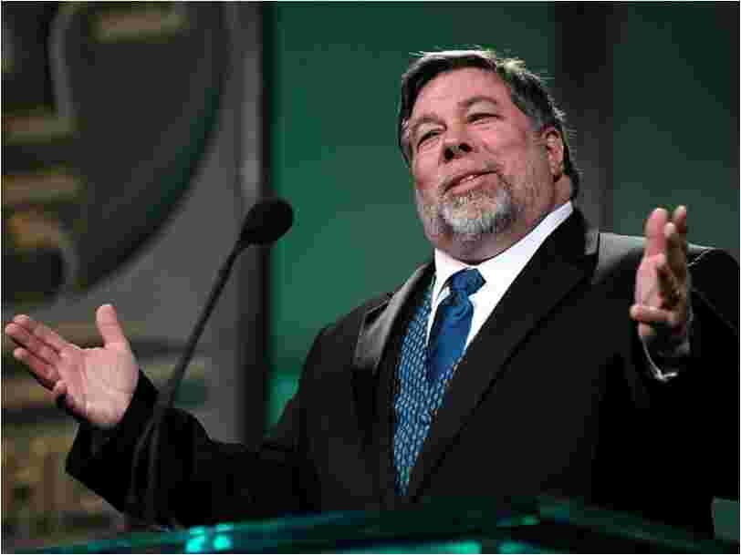 Steve Wozniak, le cofondateur d'Apple, affirme qu'on lui a volé pour 70.000$ de bitcoin