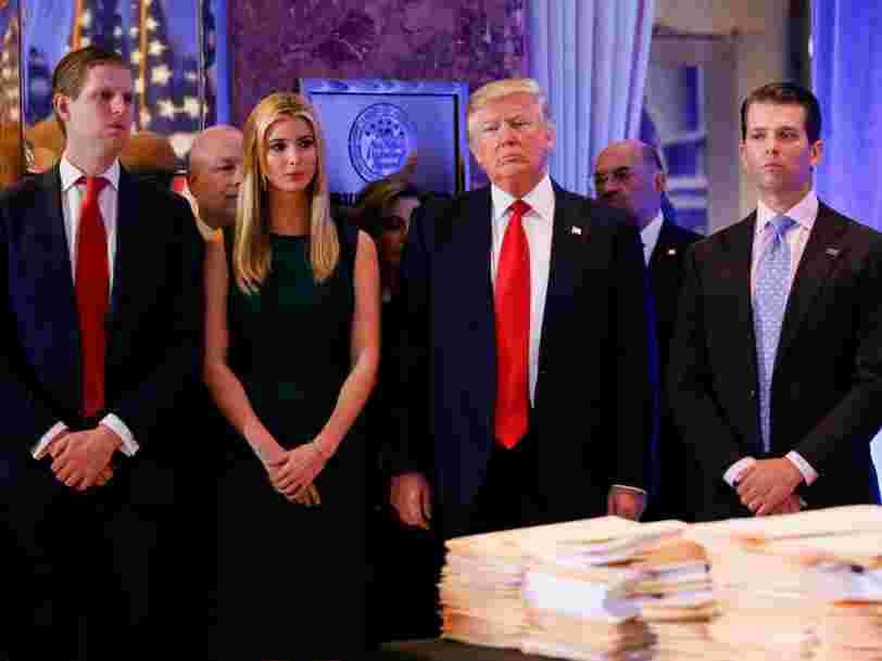 Donald Trump est accusé par l'Etat de New York d'avoir détourné les fonds de sa fondation