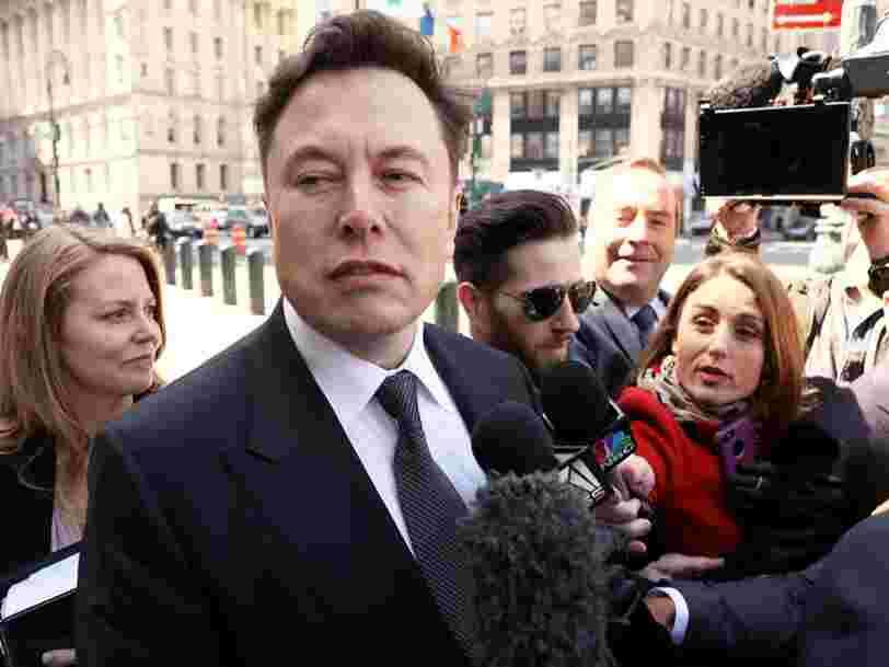 Tesla aurait reçu des centaines de millions de dollars en vendant des crédits carbone à Fiat Chrysler et General Motors