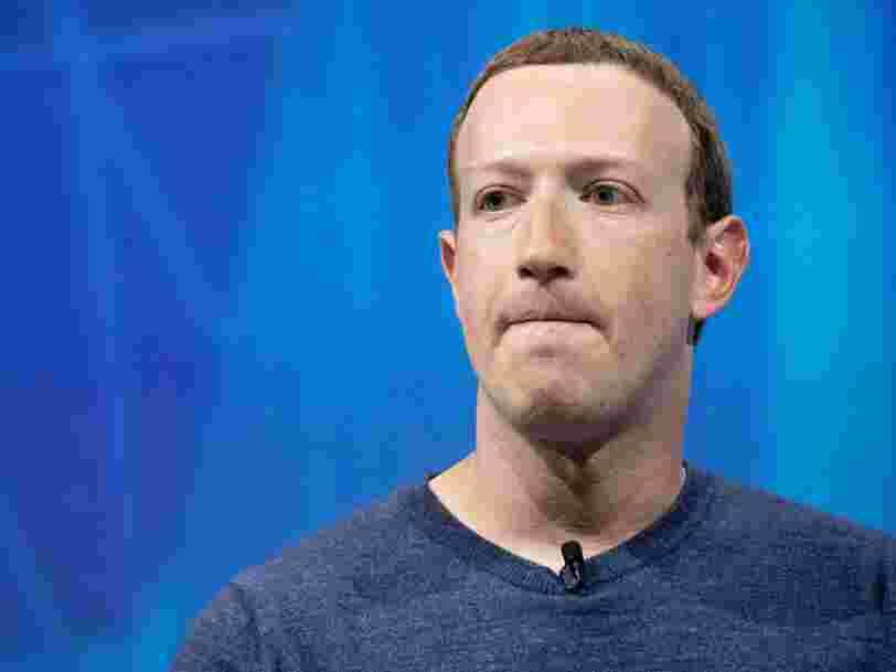 Mark Zuckerberg a annoncé que son défi pour l'année 2019 serait d'organiser des débats publics sur l'influence de la technologie sur la société