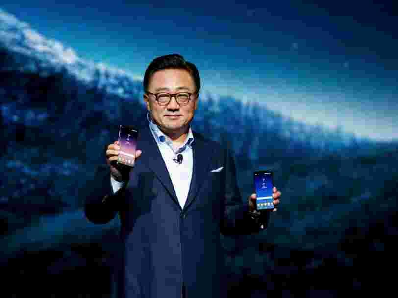 Samsung annonce des bénéfices record — les scandales de corruption et les smartphones qui explosent ne l'ont pas fait chuter