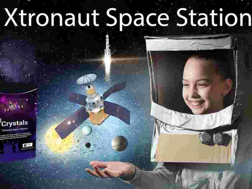 La NASA vient d'envoyer du sucre dans l'espace — et cela permettra à de jeunes enfants de se familiariser avec la science
