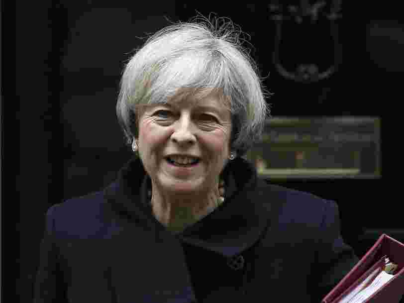 Le gouvernement britannique vient de publier son plan officiel pour le Brexit