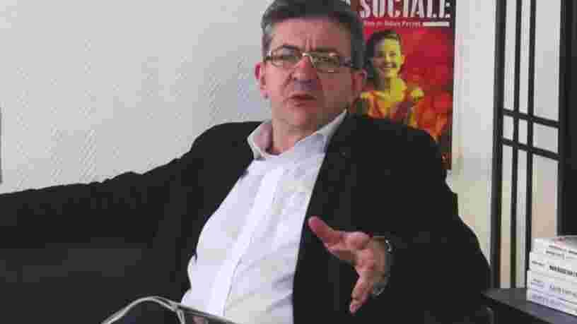 Jean-Luc Mélenchon a gagné 3 fois plus d'abonnés YouTube en une semaine que la célèbre youtubeuse EnjoyPhoenix