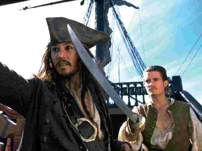 Des hackers ont pris en otage le dernier opus de 'Pirates des Caraïbes' et font chanter Disney