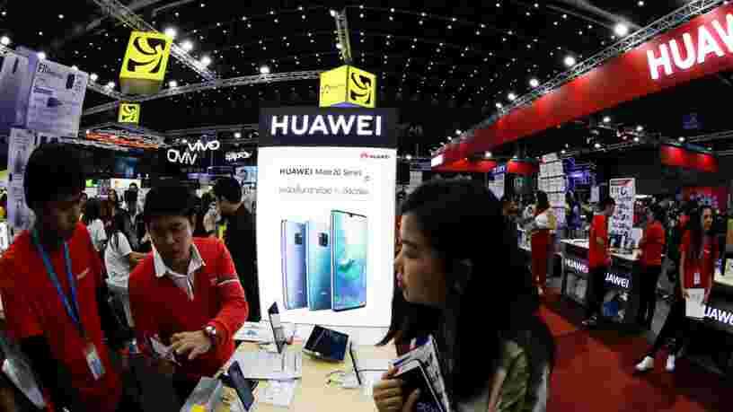 Huawei, Amazon, Sanofi... Les 20 multinationales qui ont le plus investi pour innover l'an dernier
