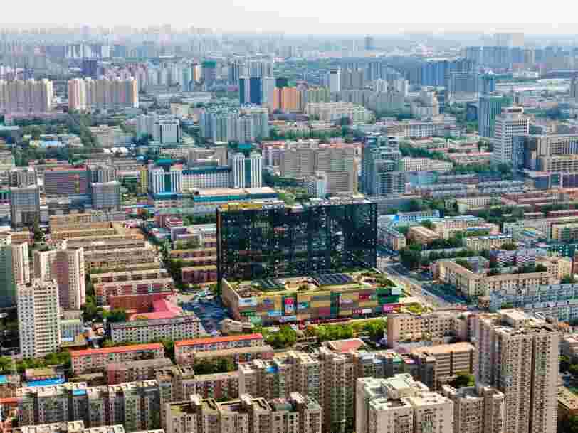 La Chine est en train de se hisser parmi les plus grandes places financières dans le monde